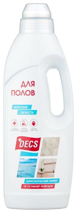 DECS Средство для мытья полов Морская свежесть