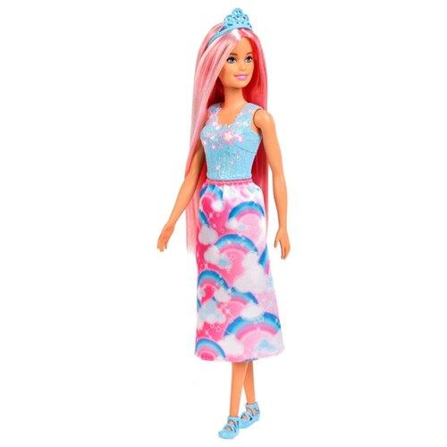 Купить Кукла Barbie Принцесса с прекрасными волосами, FXR94, Куклы и пупсы