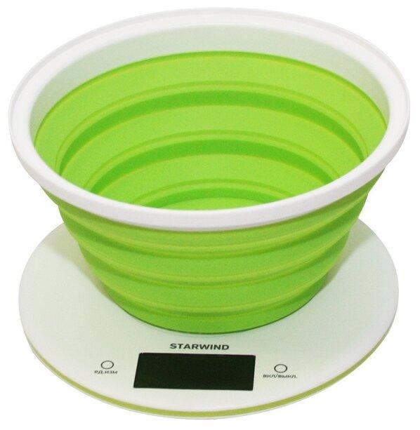 Кухонные весы STARWIND SSK5575