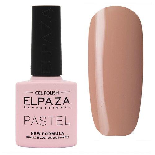 Купить Гель-лак для ногтей ELPAZA Pastel, 10 мл, 010 Нюдовый