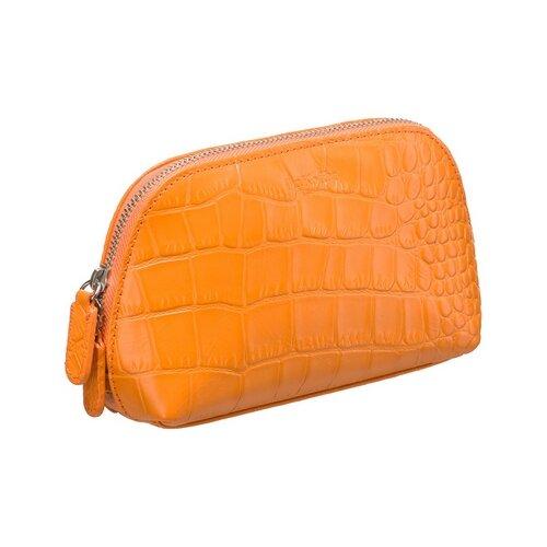 Косметичка Dr.Koffer X510353-171-58, ярко-оранжевый