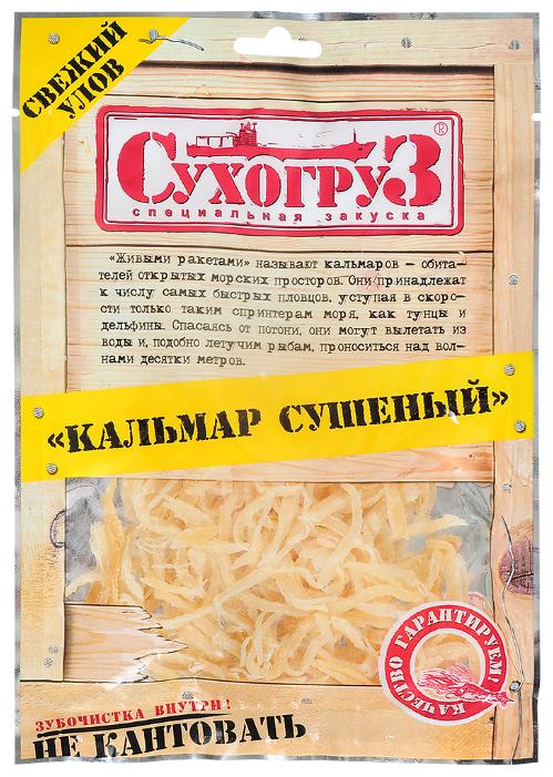 Кальмар сушеный Сухогруз 70 г