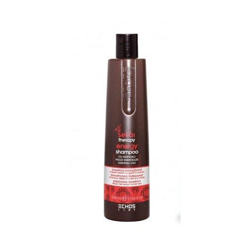 Купить Echosline шампунь Seliar Energy Энергетический против выпадения для слабых волос, 350 мл