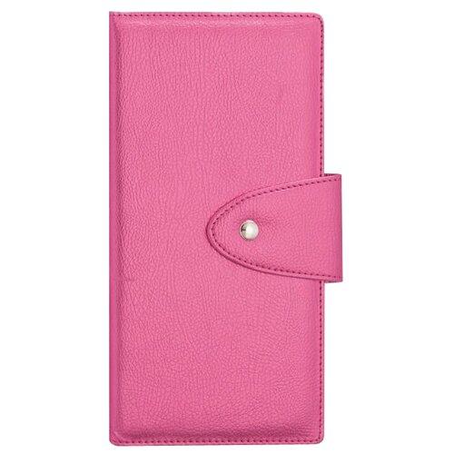 Документница Феникс+ 483, розовый металлик