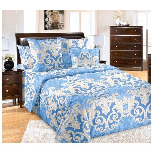Фото - Постельное белье «Шанталь 4», бязь (Евро) покрывало текс дизайн шанталь 140х210 см голубой