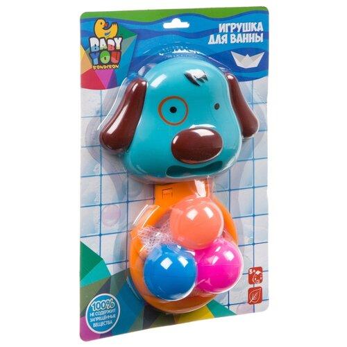 Купить Набор для ванной BONDIBON Baby You Собачка разноцветный, Игрушки для ванной