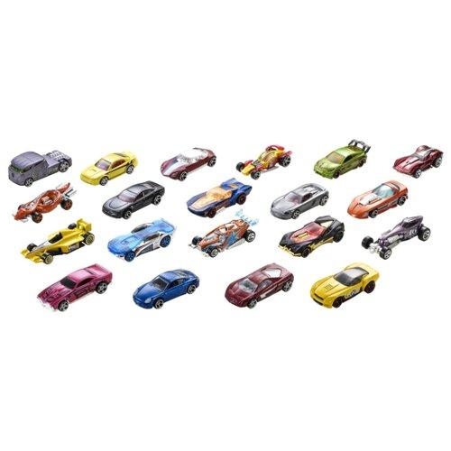 Купить Набор машин Hot Wheels H7045 1:64, Машинки и техника