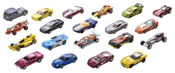 Купить Набор машин Hot Wheels H7045 1:64 по низкой цене с доставкой из Яндекс.Маркета (бывший Беру)