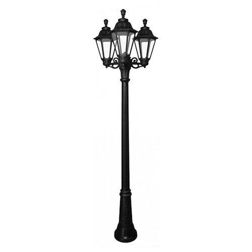 Fumagalli Уличный светильник Rut E26.156.S30.AXF1R, E27, 18 Вт, цвет арматуры: черный fumagalli уличный светильник rut e26 156 s30 wxf1rdn