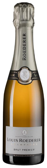 Шампанское Louis Roederer Louis Roederer Brut Premier, 0.375л