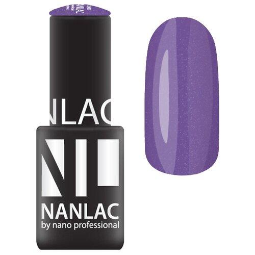 Фото - Гель-лак для ногтей Nano Professional Мерцающая эмаль, 6 мл, NL 2118 хрупкий ирис гель лак для ногтей kodi basic collection 12 мл 30 r терракотово красный эмаль