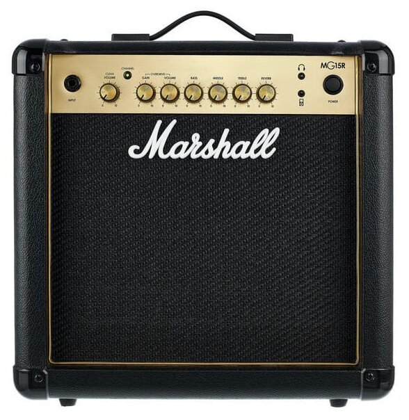 Marshall комбоусилитель MG15R