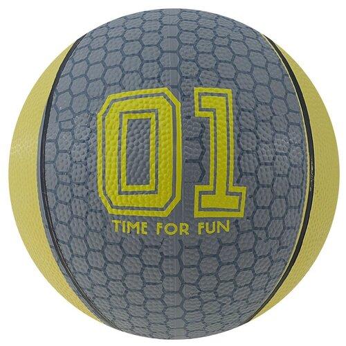 монтаж карповый onlitop готовый 2 40 г Баскетбольный мяч Onlitop 01, р. 3 зеленый/серый