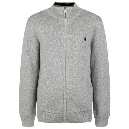 Купить Олимпийка Ralph Lauren размер 92, серый, Джемперы и толстовки