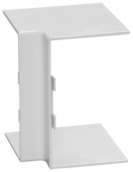 Угол внутренний для настенного кабель-канала IEK CKMP10D-V-100-060-K01