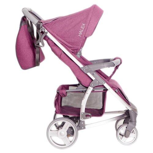 Прогулочная коляска XO KID Halex purple comeback kid