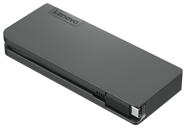 Док-станция Lenovo USB-C Travel Hub (4X90S92381)
