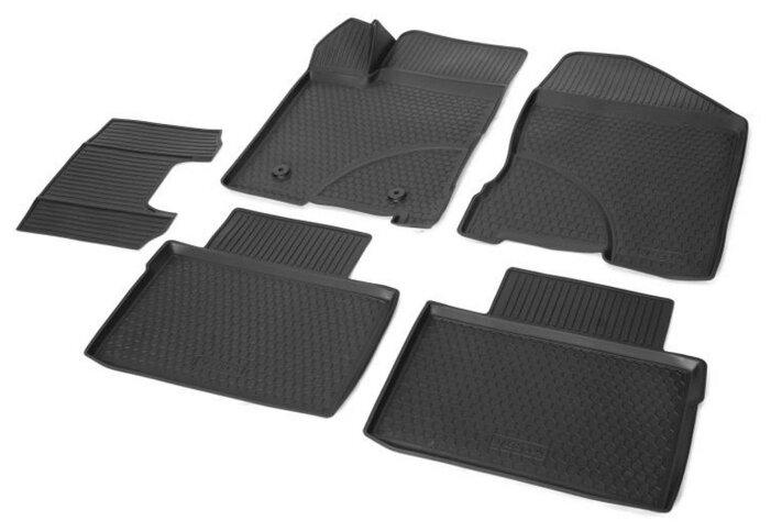 Комплект ковриков RIVAL 16006001 5 шт.