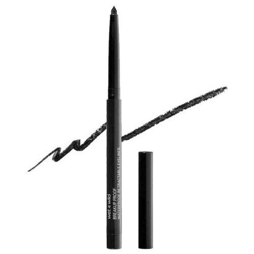 Wet n Wild Подводка для глаз Megalast Retractable Eyeliner, оттенок black