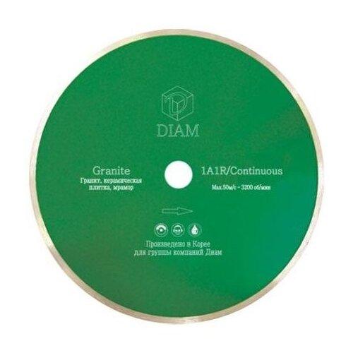цена на Диск алмазный отрезной 200x25.4 DIAM Granite 242 1 шт.