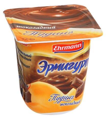 Пудинг Ehrmann Эрмигурт Шоколадный 3.2%, 100 г