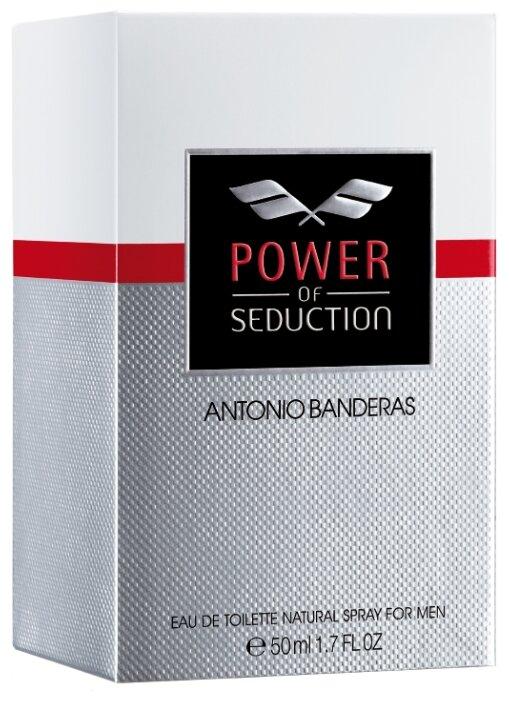 Туалетная вода Antonio Banderas Power of Seduction