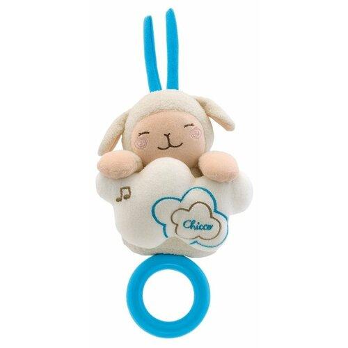 Подвесная игрушка Chicco Мягкая овечка (60046) бежевый интерактивные игрушки chicco овечка lullaby музыкальная