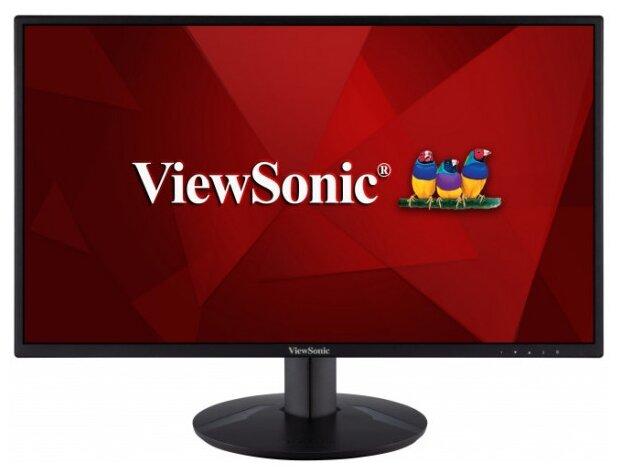 """Монитор Viewsonic VA2418-sh 23.8"""" — купить по выгодной цене на Яндекс.Маркете"""
