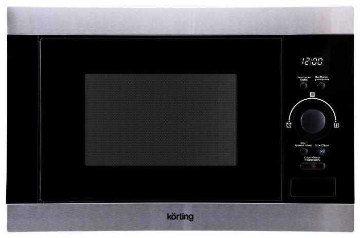 Микроволновая печь встраиваемая Korting KMI 825 XN