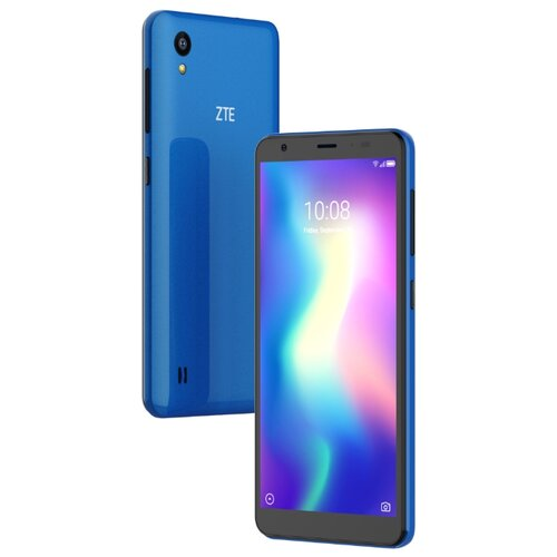 Смартфон ZTE Blade A5 (2019) 2/32GB синий смартфон zte blade a5 2020 32gb синий