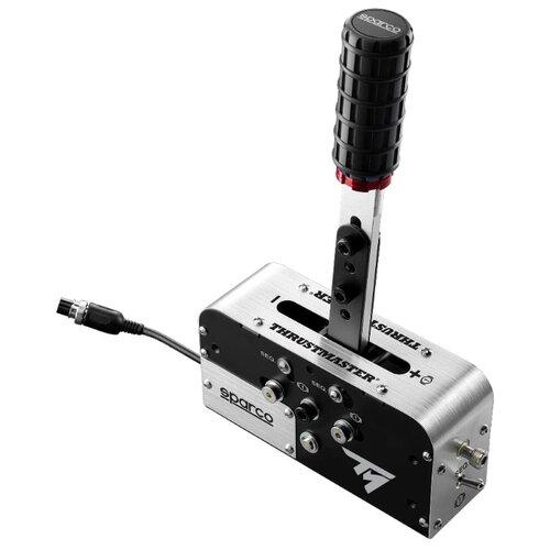 Комплектующие для руля Thrustmaster TSS Handbrake Sparco Mod серебристый комплектующие