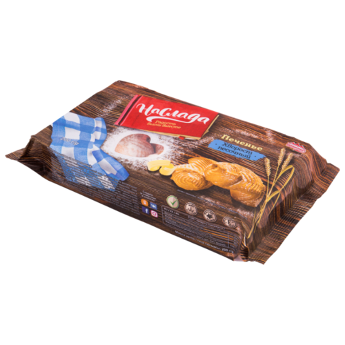Печенье Наслада Хворост песочный , 200 гр.