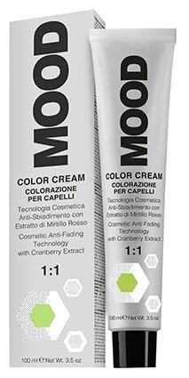 MOOD Color Cream крем краска для волос,