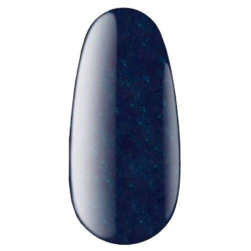 Купить Гель-лак для ногтей Kodi Basic Collection, 8 мл, 100 AQ Темно-синий с зеленым шиммером, крем