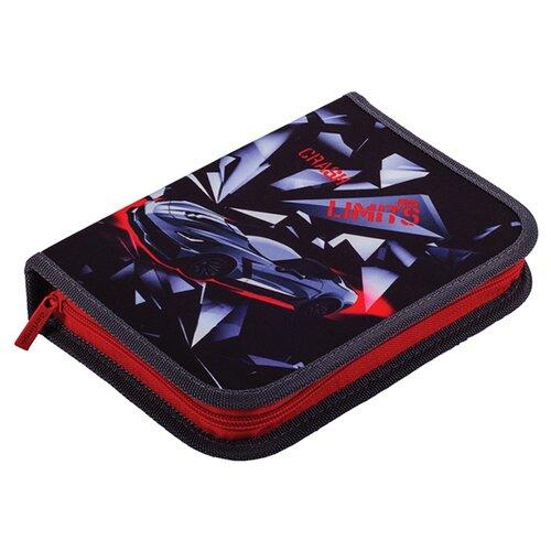 Купить Berlingo Пенал Black car (PK05848) черный/красный, Пеналы