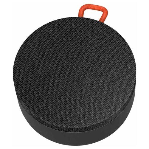 Портативная акустика Xiaomi Outdoor Bluetooth Speaker Mini черный портативная акустика xiaomi mi outdoor bluetooth speaker черный