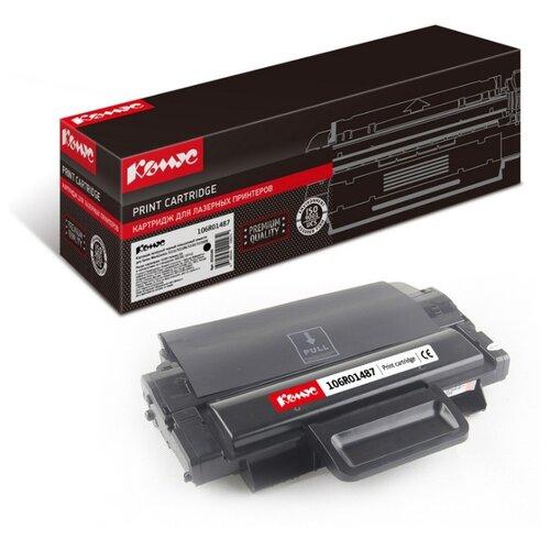 Фото - Картридж лазерный Комус 106R01487 черный, повышенная емкость, для Xerox WC3210 картридж xerox 106r01487
