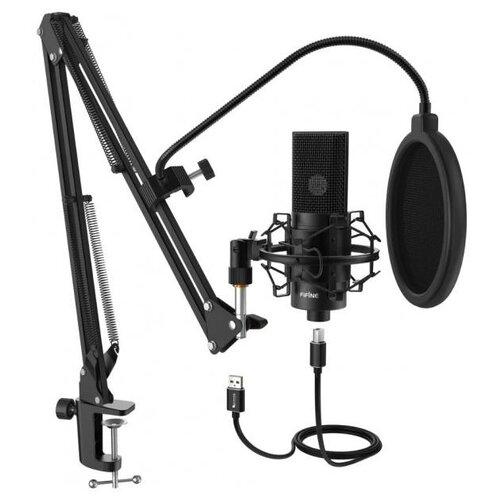 Микрофон Fifine K780, черный