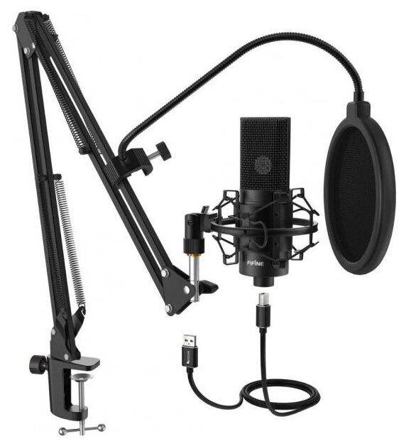 Микрофон Fifine K780 — купить по выгодной цене на Яндекс.Маркете