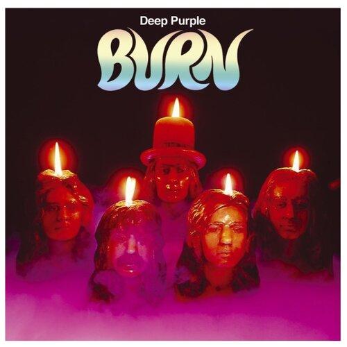 Deep Purple Burn (coloured) (LP)
