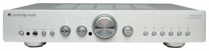 Интегральный усилитель Cambridge Audio Azur 351A