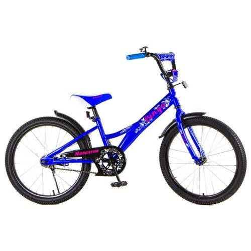 Детский велосипед Navigator Bingo (ВН20187/ВН20188) синий (требует финальной сборки) велосипед детский navigator вн20214 basic