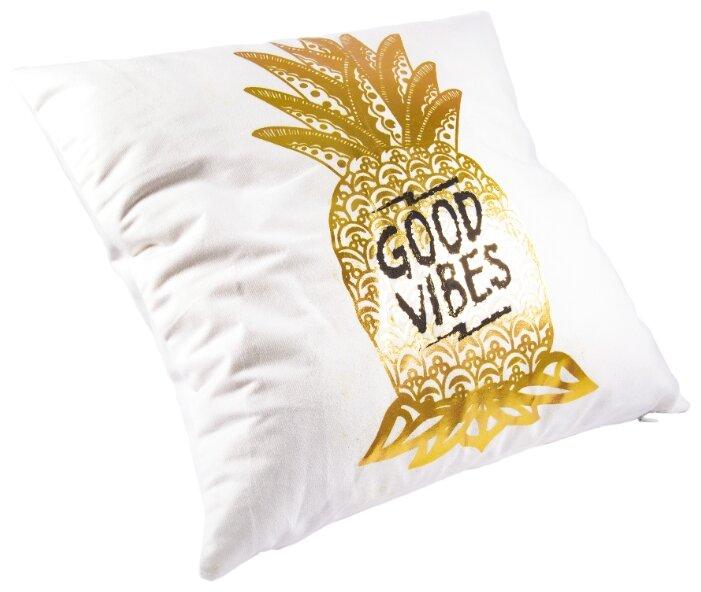 Наволочка декоративная на подушку, 45x45 см, арт. 76321