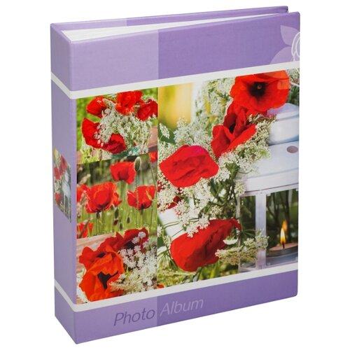 Фотоальбом Fotografia 10x15 см 200 фото, «Цветы» (FA-PP200-309)