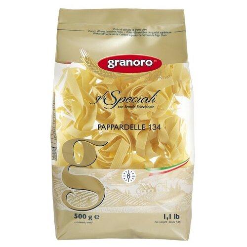 Granoro Макароны gli Speciali Pappardelle n. 134, 500 г