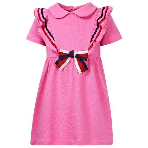 цена Платье GUCCI размер 86-92, розовый онлайн в 2017 году