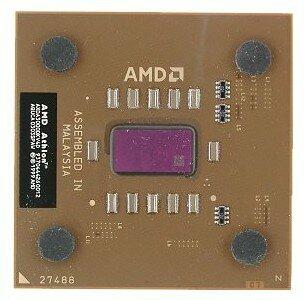 Процессор AMD Athlon XP 2500+ Barton (S462, L2 512Kb, 333MHz)