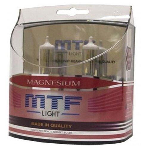 Фото - Лампа автомобильная галогенная MTF Magnesium HM3294 H27 12V 27W 2 шт. лампа автомобильная галогенная mtf dynamic blue hdb1280 h27 880 12v 27w 2 шт