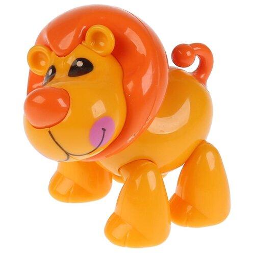 Купить Развивающая игрушка Умка Лев (S128) желтый, Развивающие игрушки