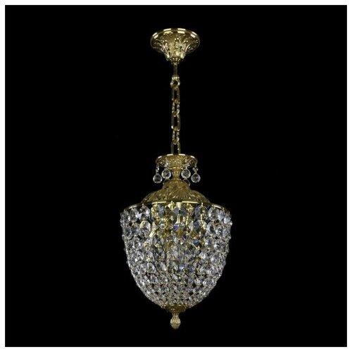 Люстра Bohemia Ivele Crystal 1777/25 GW, E14, 160 Вт настольная лампа bohemia ivele 7003 1 33 gw sh2 160
